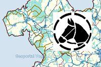 Reitwege im Geoportal Vogtlandkreis